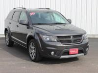 Options:  2015 Dodge Journey R/T|Awd. Odometer Is 764