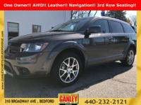 Dodge Journey R/T 2015 New Price! Certified.