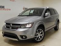 Options:  2015 Dodge Journey R/T Awd Leather 3Rd