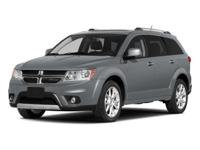 Dodge Journey R/T 2015 Certified. Certification Program
