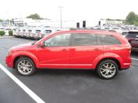 Look at this 2015 Dodge Journey R/T. Its Automatic