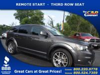 Used 2015 Dodge Journey,  DESIRABLE FEATURES:   LEATHER