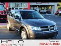 2015 DODGE JOURNEY SE SUV- HALO CERTIFIED 140 POINT