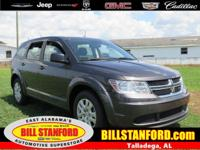 Options:  2015 Dodge Journey Fwd 4Dr|Front Wheel