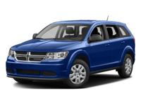Come see this 2015 Dodge Journey SE. Its Automatic