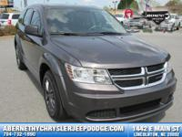 Options:  2015 Dodge Journey Se|Certified. Carfax