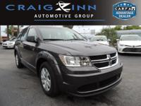PREMIUM & KEY FEATURES ON THIS 2015 Dodge Journey