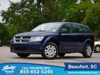 2015 Dodge Journey in Black. Pad your wallet with the