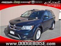 Stay comfortable in your 2015 Dodge Journey SXT even in