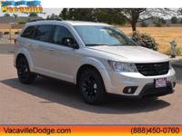 From work to weekends, this 2015 Dodge Journey plows