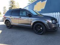 Options:  2015 Dodge Journey Fwd 4Dr Sxt Used|Granite