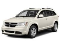 26/19 Highway/City MPG 2015 Dodge Journey SXT 4-Speed