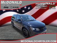 Options:  2015 Dodge Journey Sxt  Front-Wheel