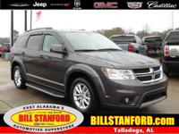 Options:  2015 Dodge Journey Fwd 4Dr Sxt|Front Wheel