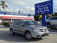 Options:  2015 Dodge Journey Sxt|Silver|What Are You