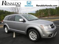 Just Reduced! 2015 Dodge Journey SXT Gray  CARFAX