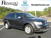 2015 Dodge Journey SXT Gray   CARFAX One-Owner.