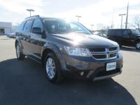 Get down the road in this do-it-all 2015 Dodge Journey