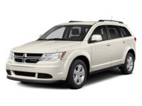 Recent Arrival! CARFAX One-Owner. 2015 Dodge Journey