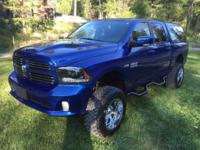 2015 Dodge Ram 5.7 HEMI 4x4 Sport.  I am selling my