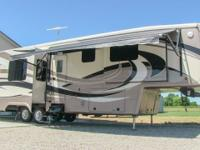 2015 DRV Mobile Suites 38RSSA fully loaded luxury fifth