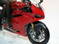 Make: Ducati Year: 2015 Condition: New The New 1299