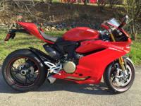 2015 Ducati 1299 Panigale S NEW ARRIVAL! Where