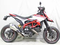 Make: Ducati Year: 2015 VIN Number: ZDM1YBTS4FB011333