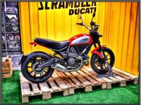 2015 Ducati Scrambler Icon Ducati Scrambler is much