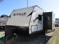 A 24'6 Brand New Travel Trailer by Dutchmen with one