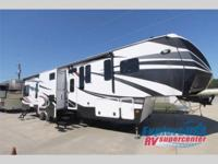 2015 DUTCHMEN RV VOLTAGE V3990 - TOY HAULER FIFTH