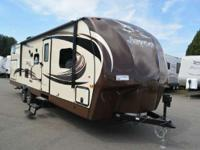 The 2015 Eagle travel trailer lineup boasts numerous