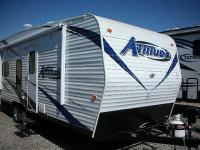 The 2015 Attitude Metal Eclipse 19FB is a travel
