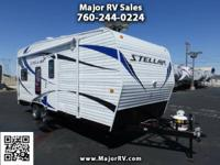 2015 Eclipse RV Stellar 19 SB Plaything Hauler Travel