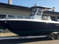2015 Everglades Boats 255CC