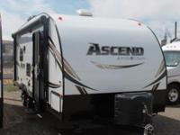 2015 EverGreen Ascend 231RLS. New 23 Travel Trailer. 1
