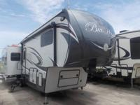 2015 EVERGREEN BAYHILL FIFTH WHEEL  320RS ABSOLUTELY
