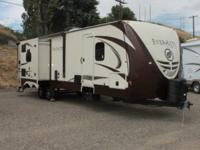 2015 EverGreen Ever-Lite 291RLS New 29 Travel Trailer