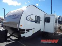 (435) 363-3536 ext.134 The EVO T2050 travel trailer by