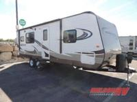 (435) 363-3536 ext.162 The EVO T2360 travel trailer by