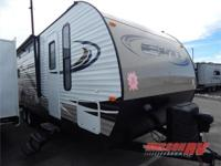 (435) 363-3536 ext.140 The EVO T2600 travel trailer