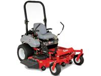 Lawn Mowers Zero-Turn Radius Mowers 1637 PSN .