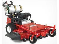2015 Exmark TTX680PKC60400 60'' propane Turf Tracer