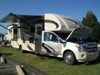 2015 Chateau 35SK Super C Ford 550 Chassis. We actually