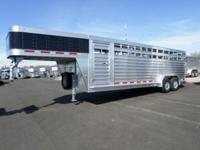 Nations 1 Selling Livestock Trailer Best resale value,
