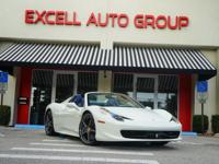 ?Introducing the 2013 Ferrari 458 Spider equipped with