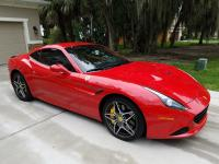 2015 FERRARI CALIFORNIA T NICELY EQUIPPED with