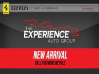 2015 Ferrari California T - FERRARI APPROVED -