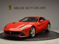 This is a Ferrari, F12 Berlinetta for sale by Miller
