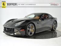2015 Ferrari F12berlinetta - FERRARI APPROVED -